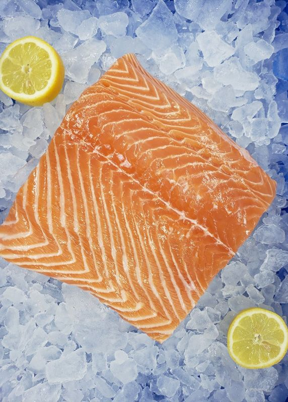 Scottish Salmon Filet