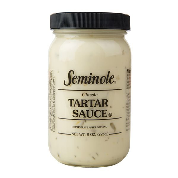 Seminole Classic Tartar Sauce